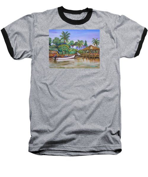 St. George Harbor Baseball T-Shirt
