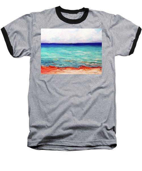 St. George Island Breeze Baseball T-Shirt
