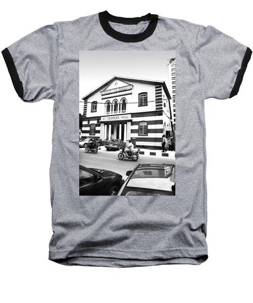 St. Georges Hall, Broad Street Baseball T-Shirt