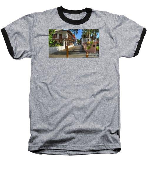 St George Street North Baseball T-Shirt