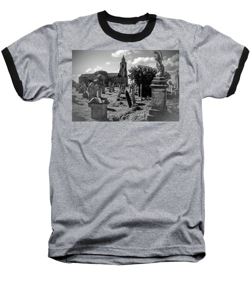 St Georges Angel Baseball T-Shirt