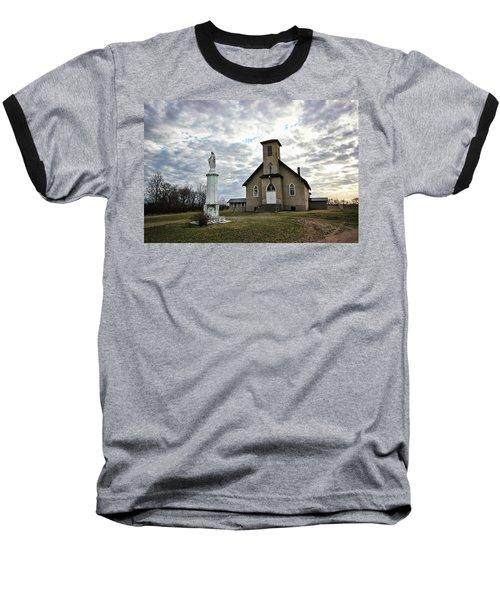 St Hubert Baseball T-Shirt