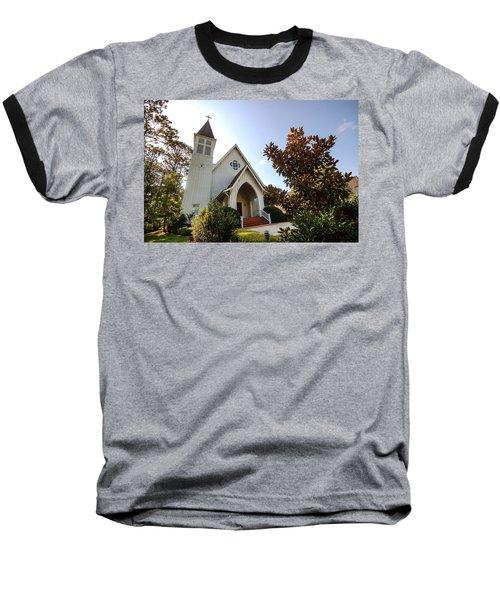 St. James V4 Fairhope Al Baseball T-Shirt by Michael Thomas
