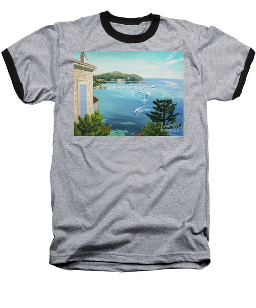 St Jean Cap Ferrat 2 Baseball T-Shirt