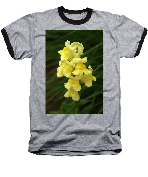 St. Johns Flower 866 Baseball T-Shirt