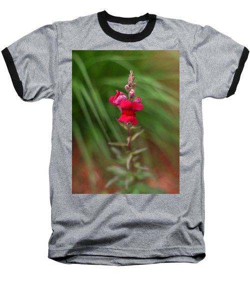 St. Johns Park Flower 872 Baseball T-Shirt