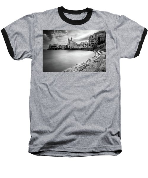 St. Julian's Bay Baseball T-Shirt