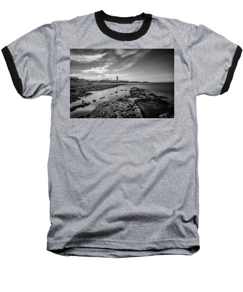 St. Julian's Bay View Baseball T-Shirt