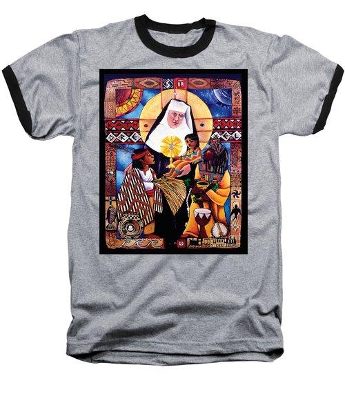 St. Katharine Drexel - Mmkdr Baseball T-Shirt