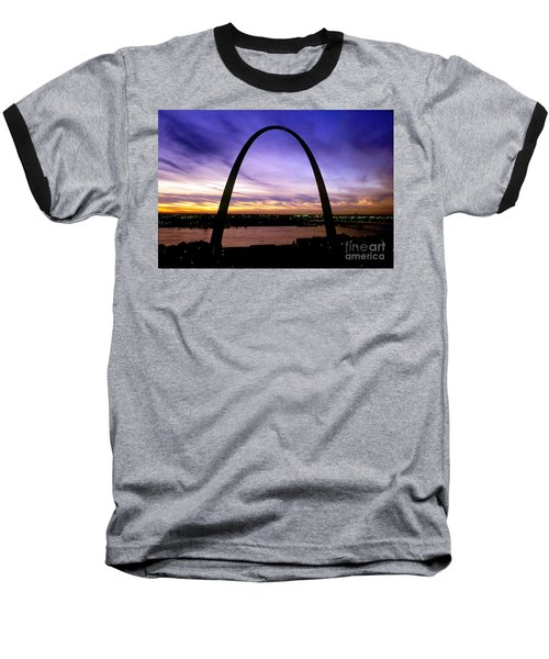 St. Louis, Missouri Baseball T-Shirt