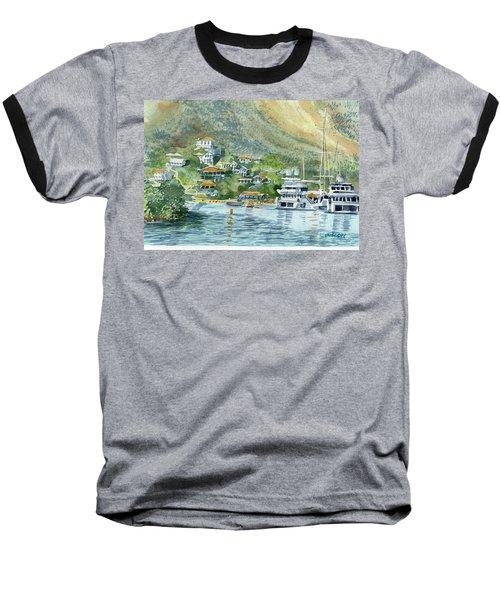 St. Maarten Cove Baseball T-Shirt