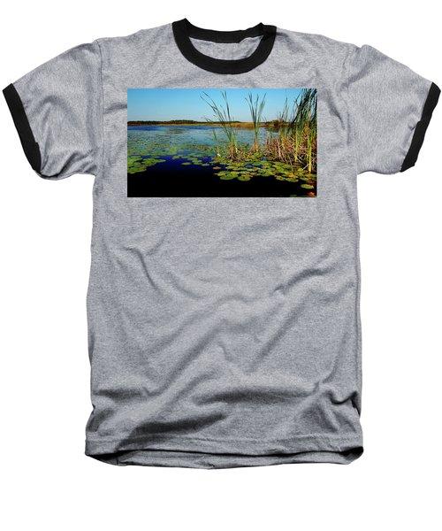 St. Mark's Lake Baseball T-Shirt