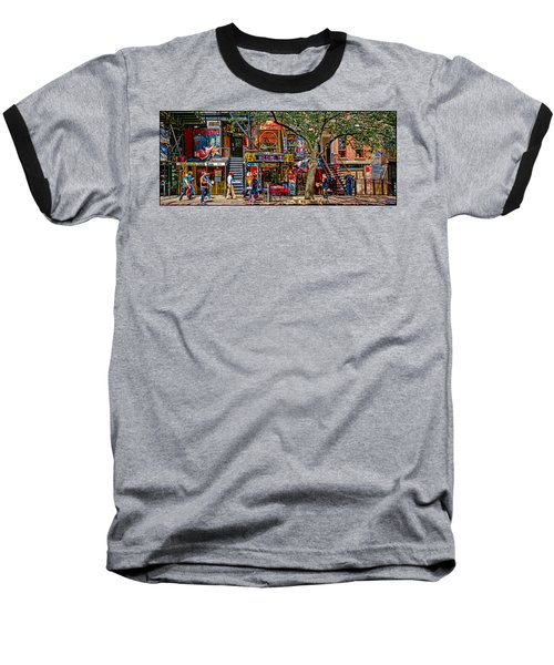 St Marks Place Baseball T-Shirt