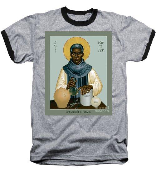 St. Martin De Porres - Rlmpc Baseball T-Shirt