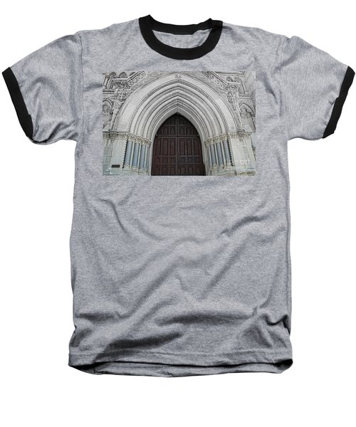 St. Mary Cathedral- Austin Texas Baseball T-Shirt