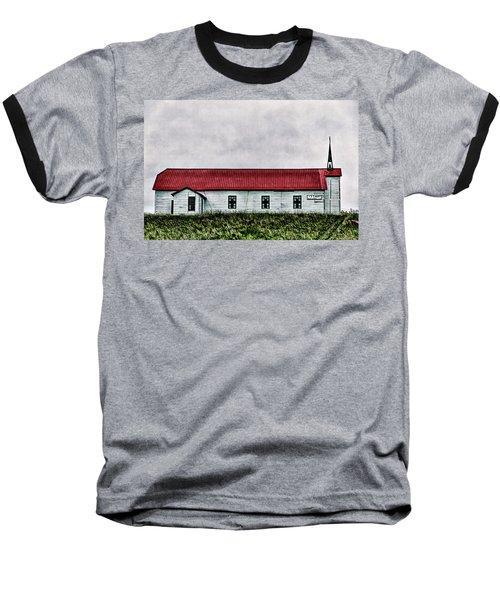 St. Mary Church, Babb, Mt Baseball T-Shirt