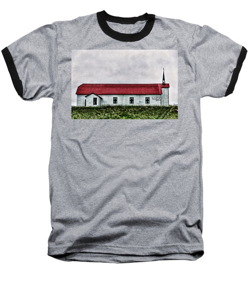 St. Mary Church, Babb, Mt Baseball T-Shirt