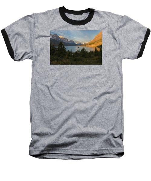 St. Mary Lake Baseball T-Shirt