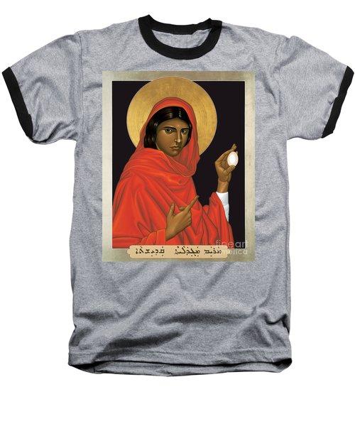 St. Mary Magdalene - Rlmam Baseball T-Shirt