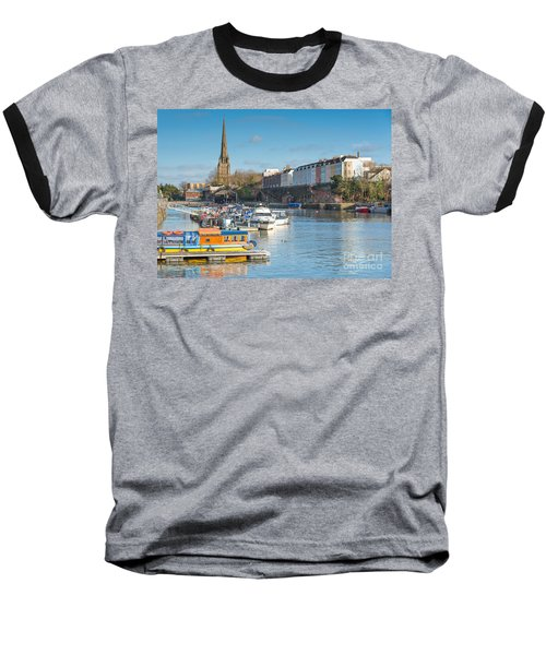 St Mary Redcliffe Church, Bristol Baseball T-Shirt