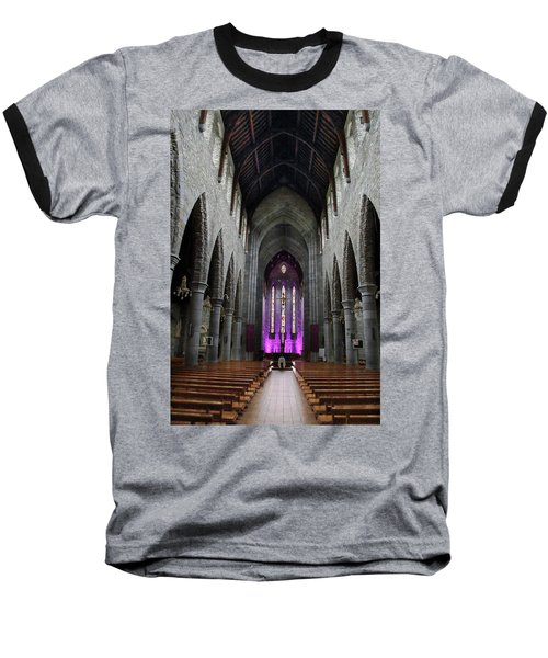 St. Mary's Cathedral, Killarney Ireland 1 Baseball T-Shirt