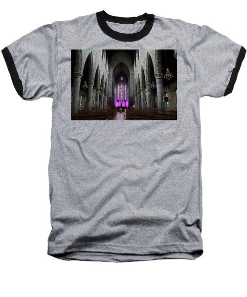 St. Mary's Cathedral, Killarney, Ireland 2 Baseball T-Shirt