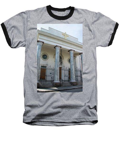 St. Mary's Baseball T-Shirt by Ed Waldrop