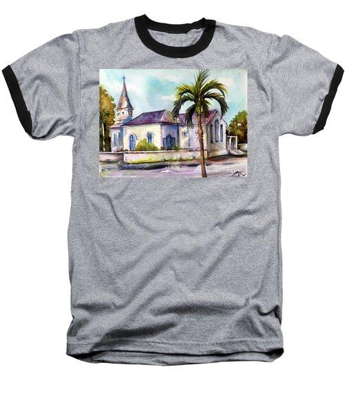 St. Matthews Church, Nassau Baseball T-Shirt