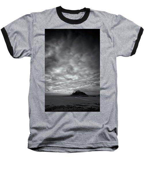 St Michael's Mount Baseball T-Shirt