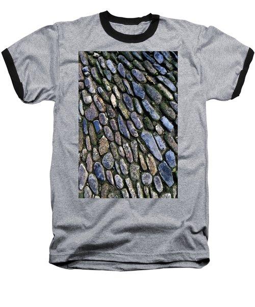 St Michael's Path Baseball T-Shirt