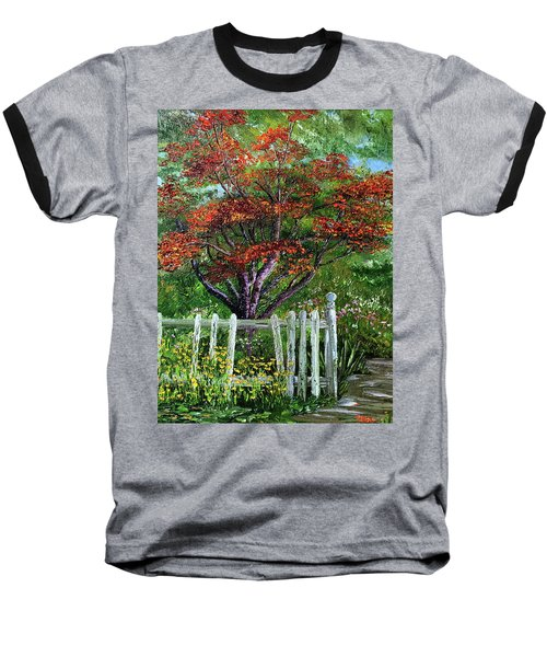 St. Michael's Tree Baseball T-Shirt