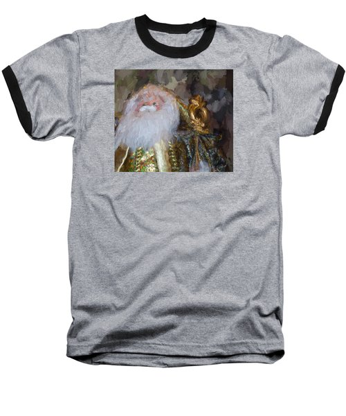 St. Nicolas Baseball T-Shirt