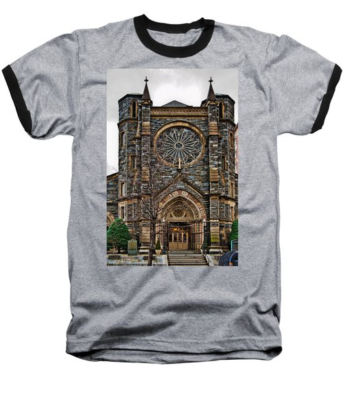 St. Patrick's Church Baseball T-Shirt