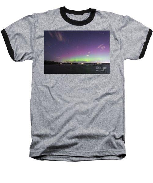 St. Patrick's Day Aurora 2015 Baseball T-Shirt