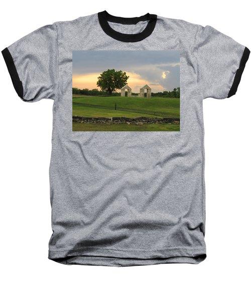 St. Patrick's Mission Church Memorial Baseball T-Shirt