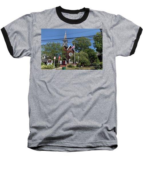 St Pauls Episcopal Church Patchogue Baseball T-Shirt