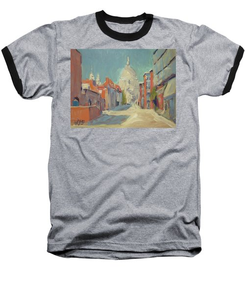 St Pauls London Baseball T-Shirt