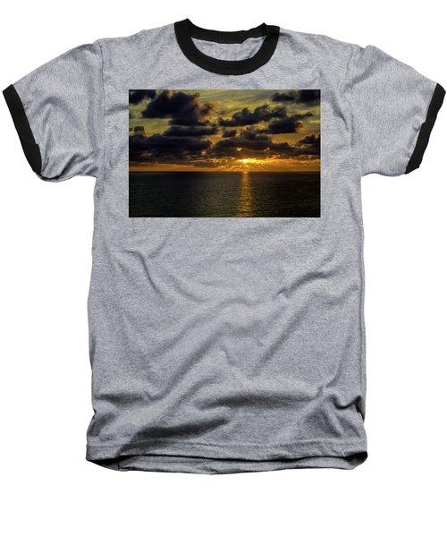 St. Pete Sunset Baseball T-Shirt