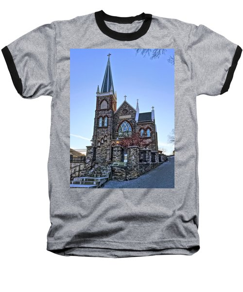 St. Peter's Harpers Ferry Baseball T-Shirt