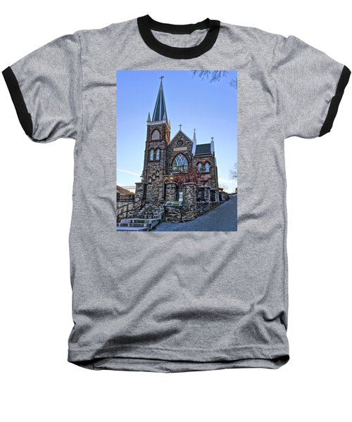 St. Peter's Harpers Ferry Baseball T-Shirt