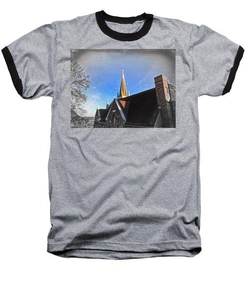 St. Peter's Spire Baseball T-Shirt