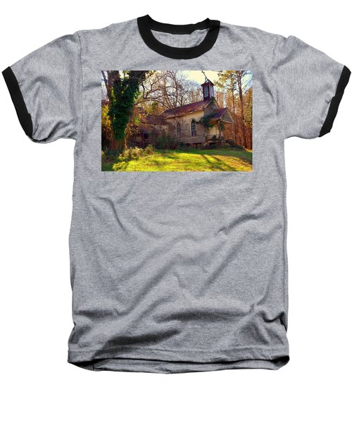 St Simon Church Peak Sc Baseball T-Shirt