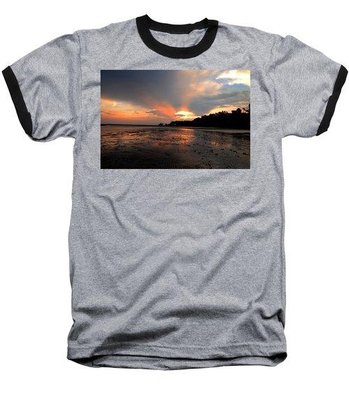 St Simons Island Baseball T-Shirt