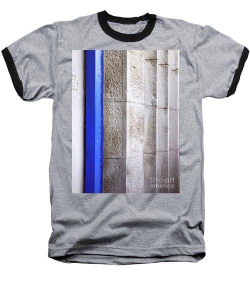 St. Sylvester's Doorway Baseball T-Shirt