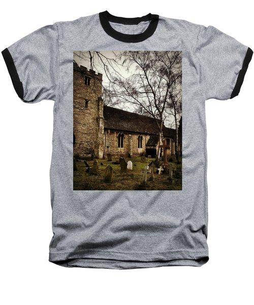 St. Thomas The Martyr Baseball T-Shirt