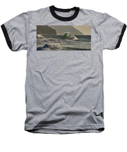 Stack Wave Baseball T-Shirt