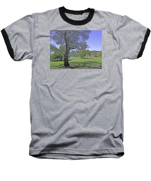 Stafford Lake Beauty Baseball T-Shirt