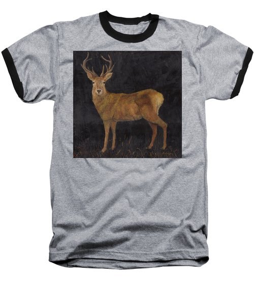 Stag Baseball T-Shirt