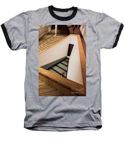Staircase In Elbphiharmonic Baseball T-Shirt