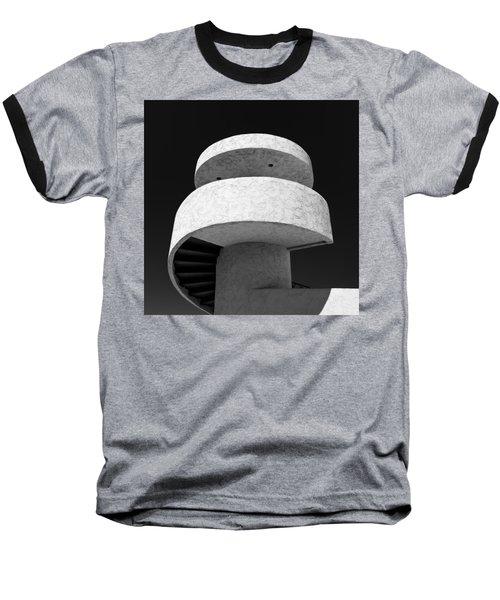 Stairs To Nowhere Baseball T-Shirt